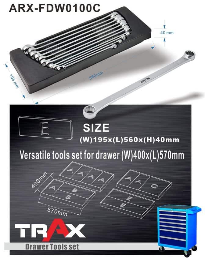 ARX-FDW0100C6-S
